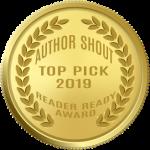 Author Shout Reader Ready Award Gold
