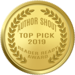 Author Shout Reader Ready Award Gold