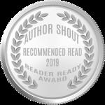 Author Shout Reader Ready Award Silver
